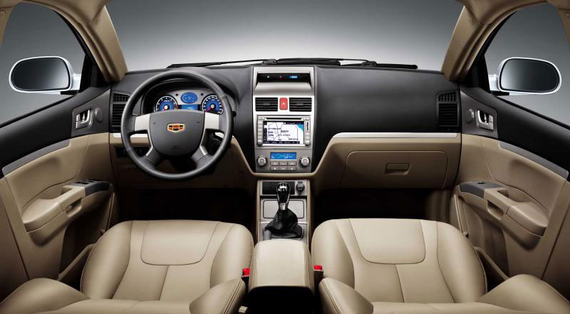 2010 Geely Emgrand