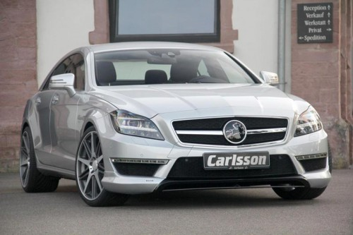 Carlsson CK63 RS (Mercedes-Benz CLS 63 AMG)