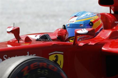 Формула-1, Ferrari, Фернандо Алонсо