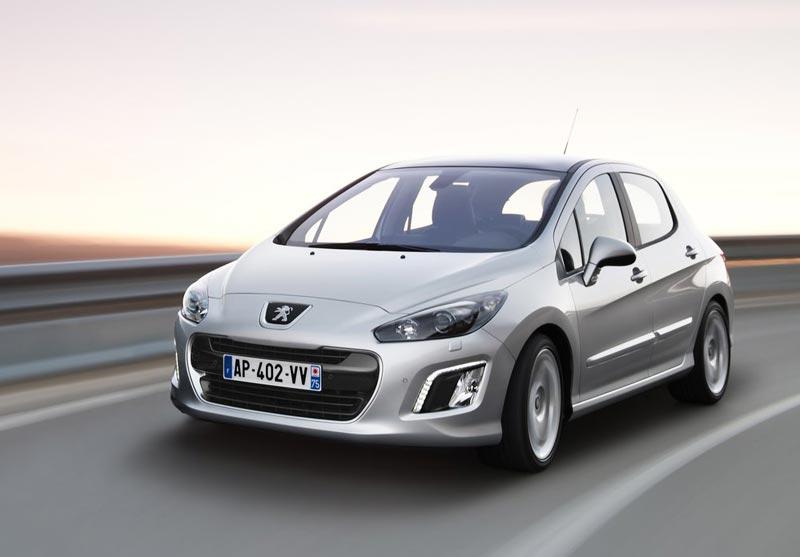 2012 Peugeot 308