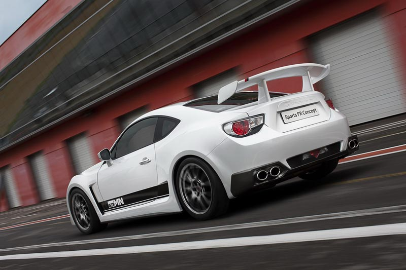 Toyota GT86 Sports FR Concept