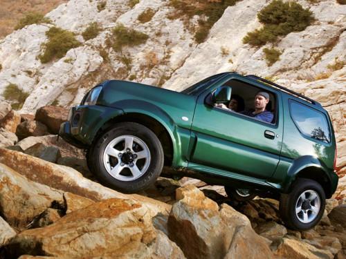 Suzuki Jimny Mk3