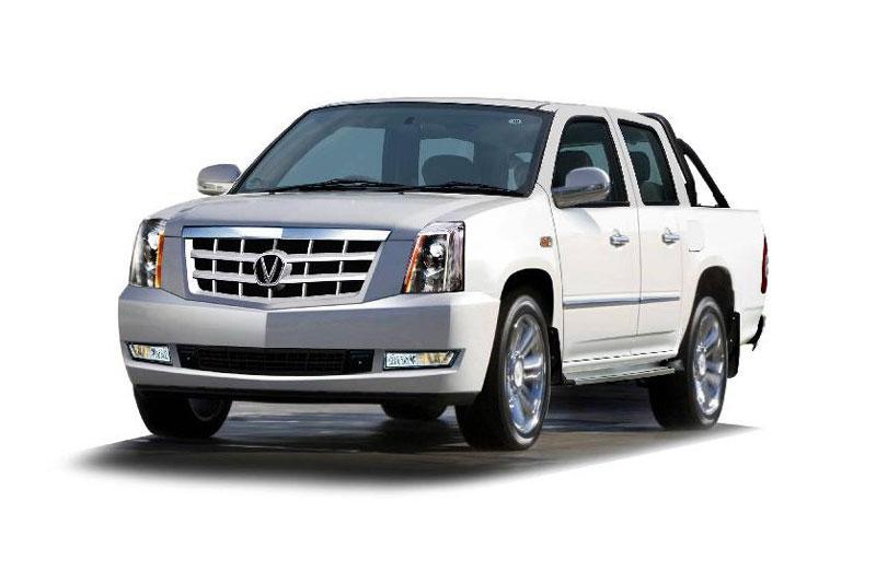 Cadillac от Shanxi Victory