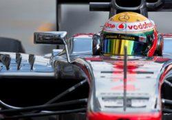 Льюис Хэмильтон, Формула-1, McLaren Mercedes
