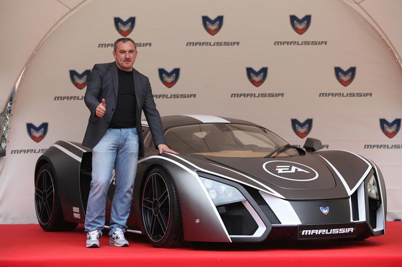 Marussia B2, Николай Фоменко, Need for Speed