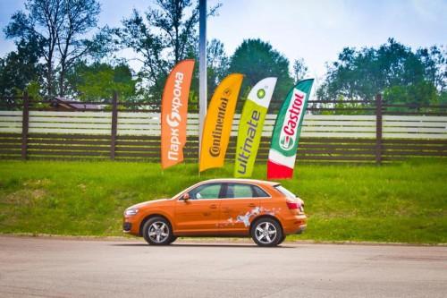 Audi quattro camp