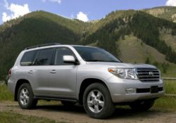 2008 Toyota Land Cruiser 200