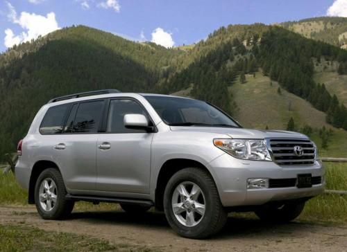 2008 Toyota Land Cruiser 200