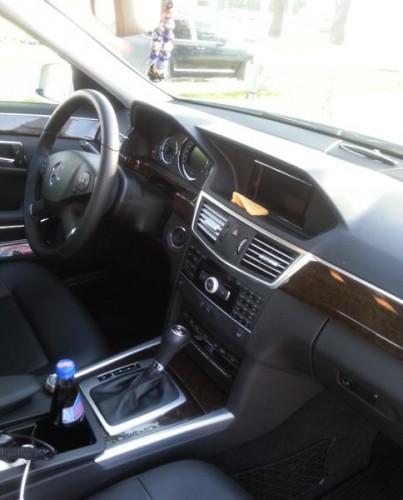 2010 Mercedes-Benz E-class (W212)