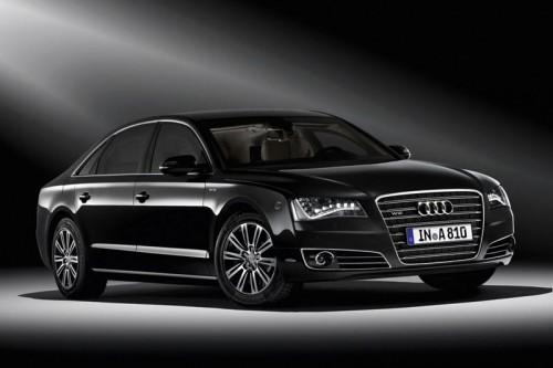 Audi A8L Armored