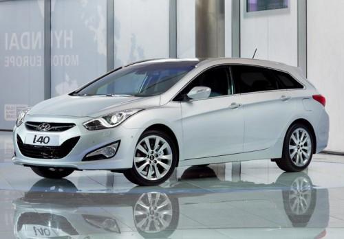2013 Hyundai i40 универсал