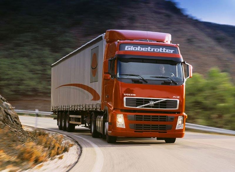 грузовой Volvo