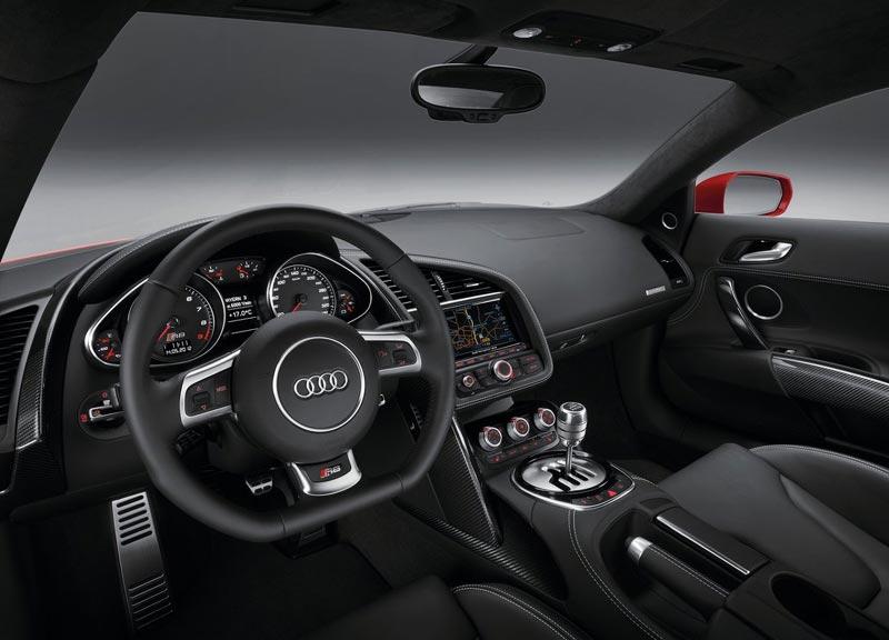 2013 Audi R8 Coupe