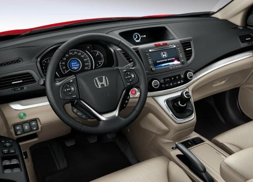 2013 Honda CR-V (EU)
