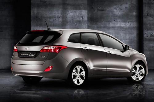 2013 Hyundai i30 универсал