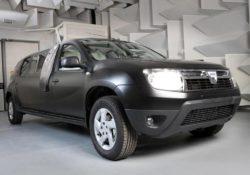 Dacia Duster лимузин