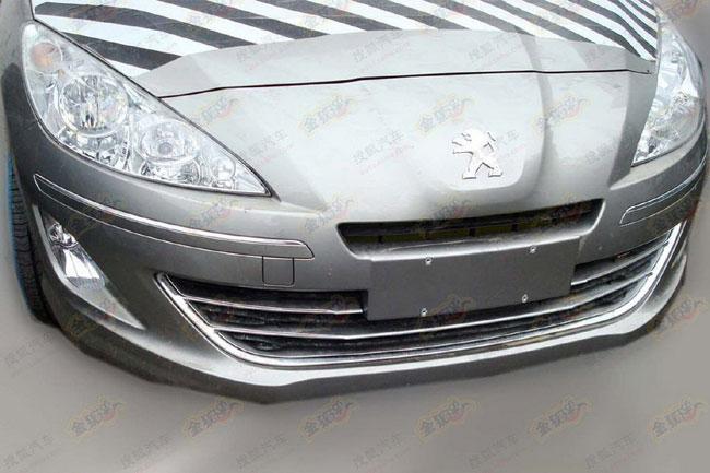 2014 Peugeot 408 (для Китая)
