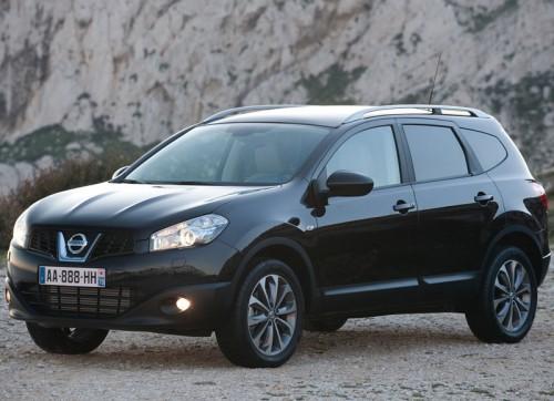 2010 Nissan Qashqai+2