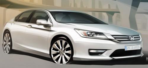 2014 Honda Accord (EU)
