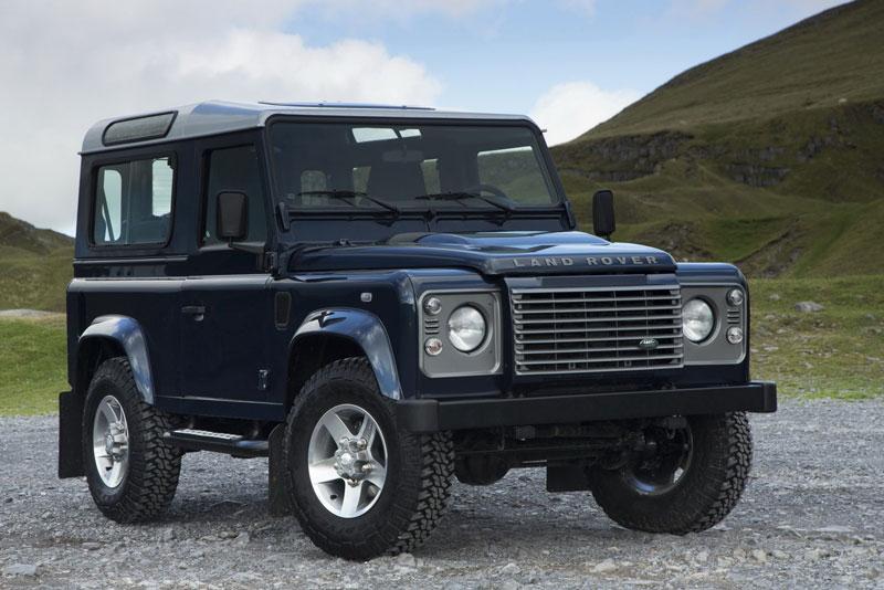 2013 Land Rover Defender