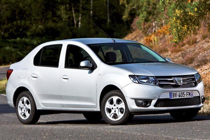 2013 Dacia (Renault) Logan
