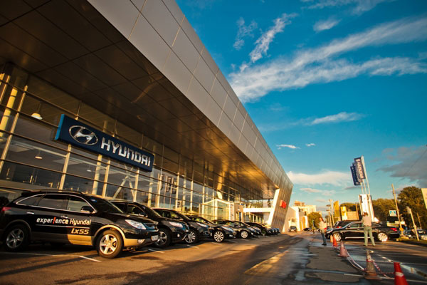 «РОЛЬФ Лахта» (Hyundai), Санкт-Петербург