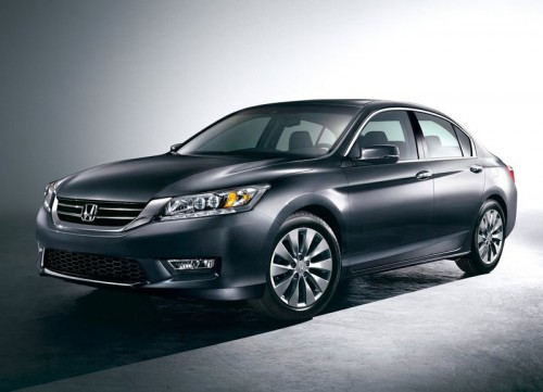 2013 Honda Accord (US)