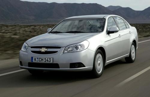 2007 Chevrolet Epica