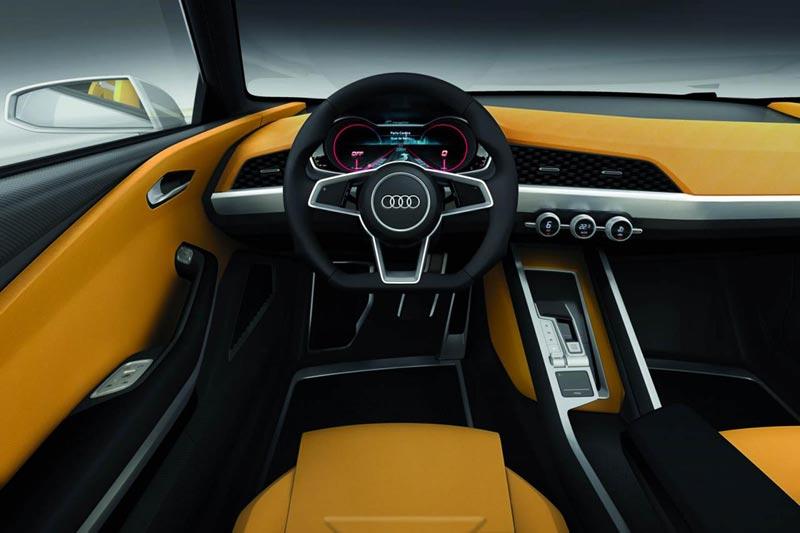 Audi Crossline Coupe