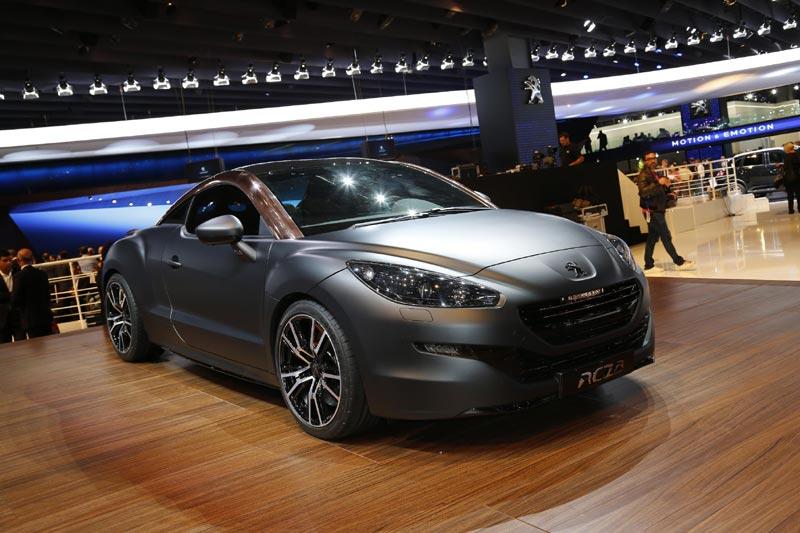 Peugeot RCZR Concept