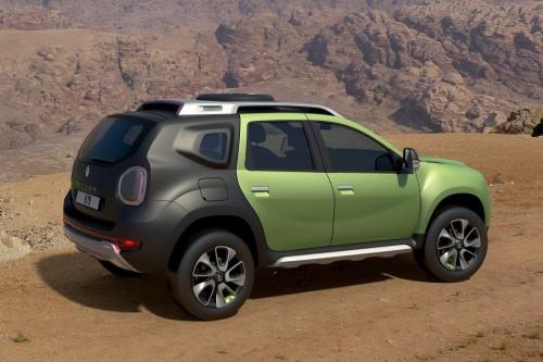 Renault DСross Concept