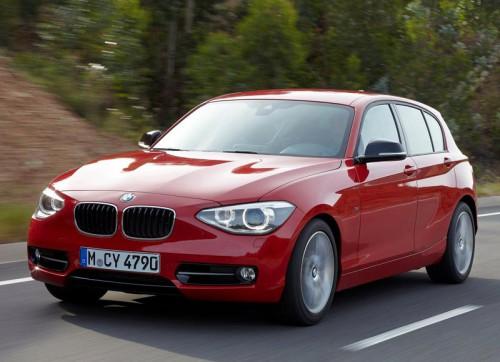 2012 BMW 1-Series
