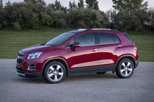 2013 Chevrolet Tracker (Trax)
