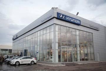 ТрансТехСервис, Hyundai, Набережные Челны