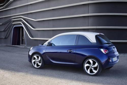 2012 Opel Adam