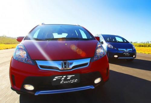 2013 Honda Fit Twist