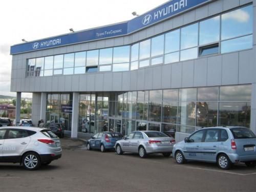 «ТрансТехСервис», Казань. Дилер Hyundai