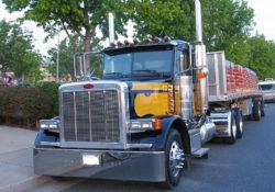грузовик, тягач