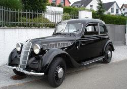 1937 BMW 321
