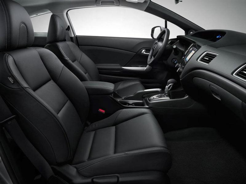 2013 Honda Civic седан (US)