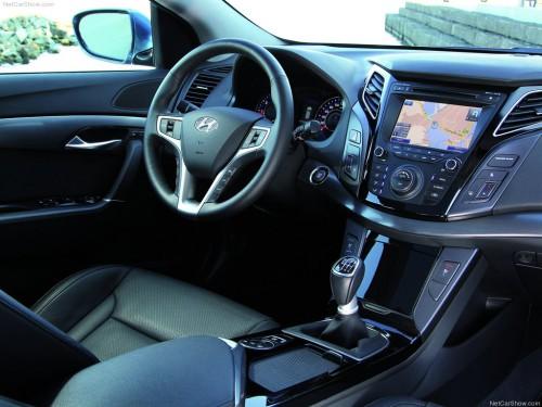 2012 Hyundai i40 Wagon