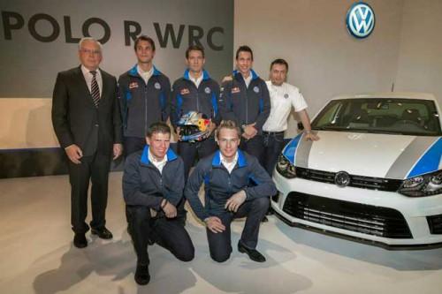 WRC, Volkswagen Motorsport