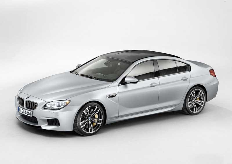 BMW M6 GranCoupe