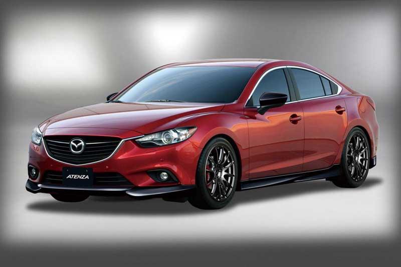 Mazda Atenza Racer