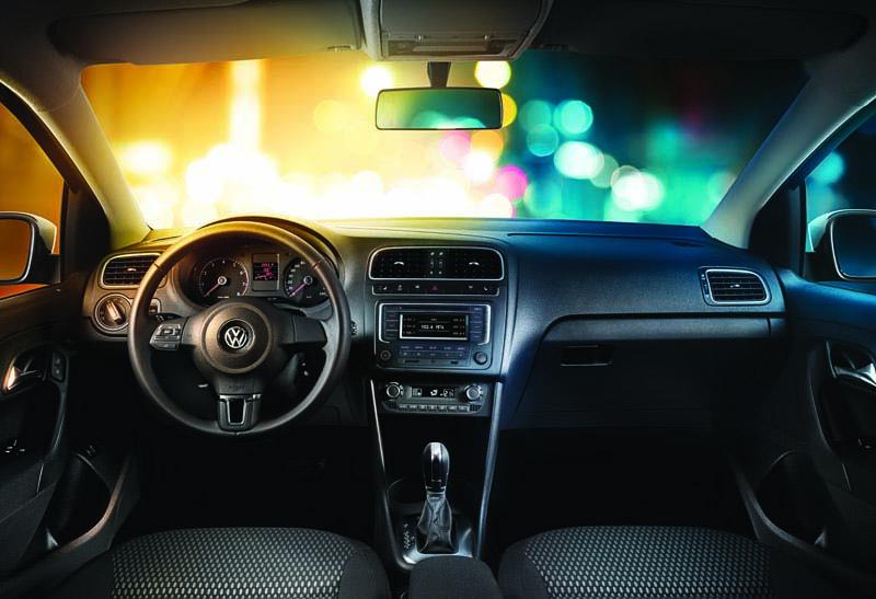 2013 Volkswagen Polo седан