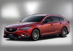 Mazda Atenza Wagon Grand Touring