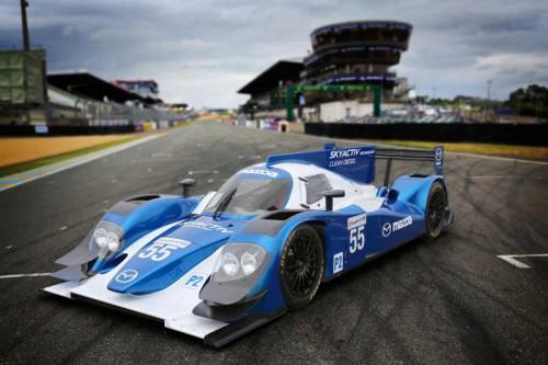 Mazda Le Mans LMP2 SKYACTIV-D