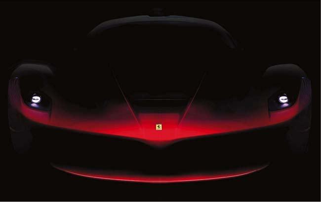 2013 Ferrari F70