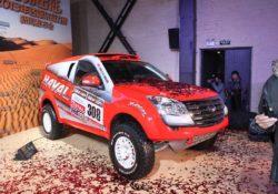Great Wall HAVAL Dakar Racecar