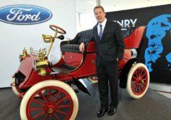 1903 Ford A, Билл Форд